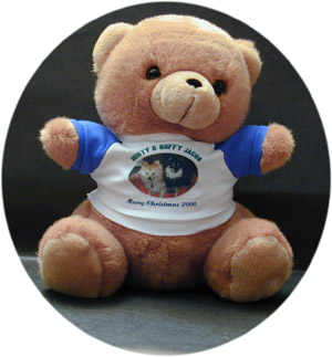 Stuffed Bears With Personalized T Shirts For Any Occasion
